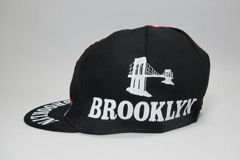 Cycling Cap Brooklyn black