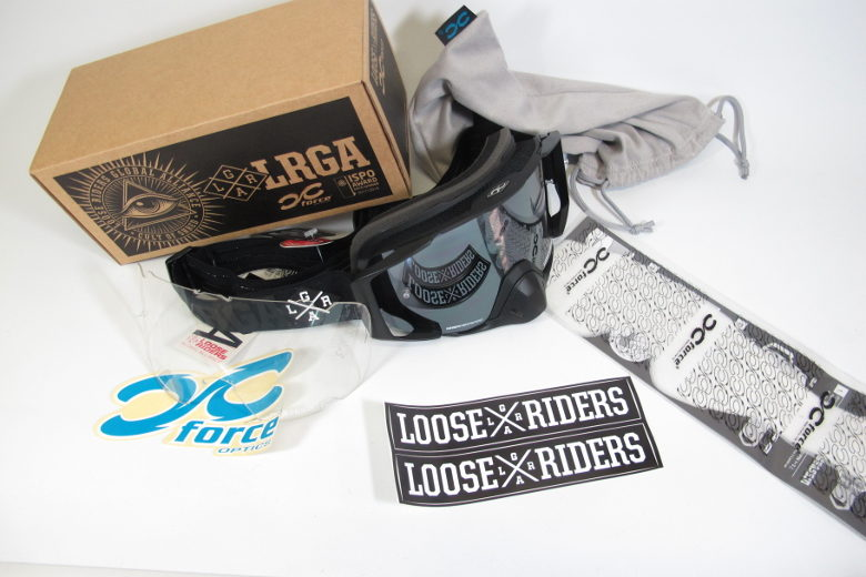Loose Riders Goggle C/S