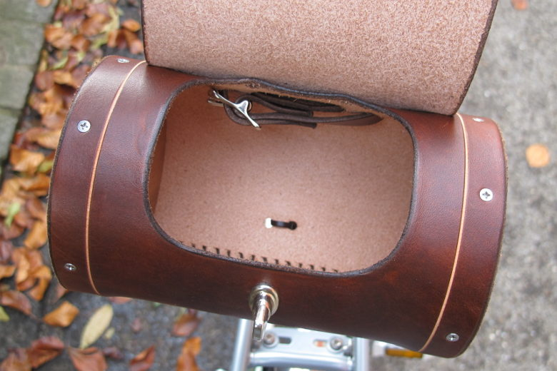 Seat Barrel Bag