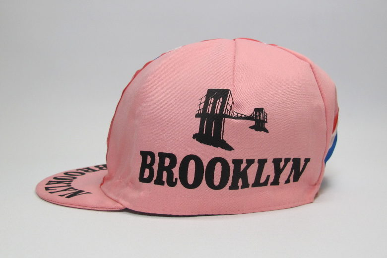 Cycling Cap Brooklyn pink