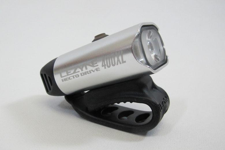 LEZYNE Hecto Drive 400XL silver