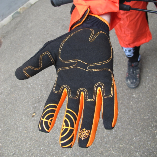 O'Neal SNIPER ELITE Glove orange/black