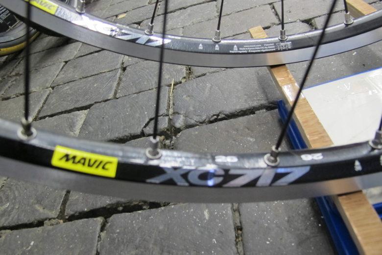 Radsatz DT Hügi 240 – Mavic XC717 – 26″