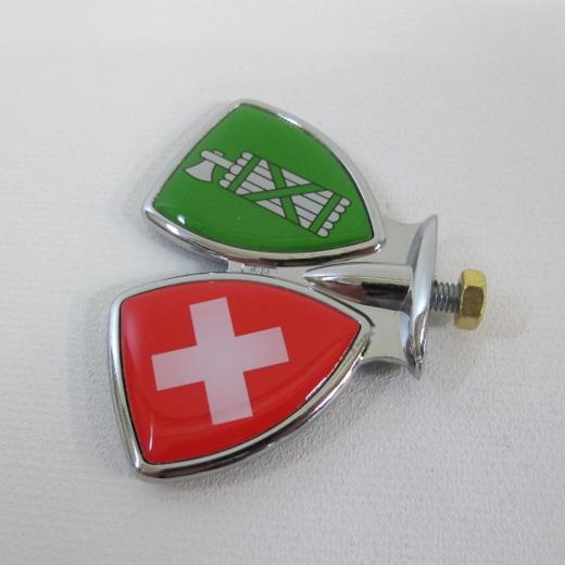 Schutzblech-Emblem
