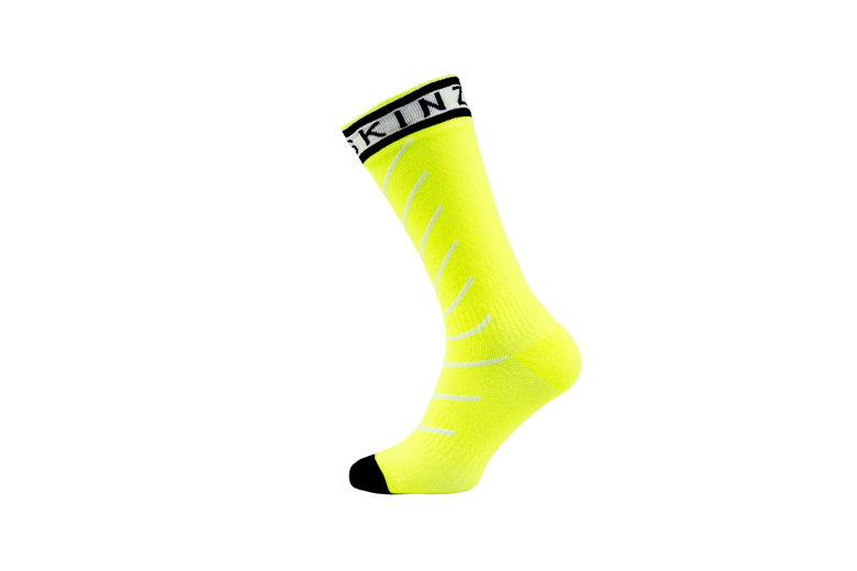 Sealskinz Super Thin Pro MID Sock mit Hydrostop