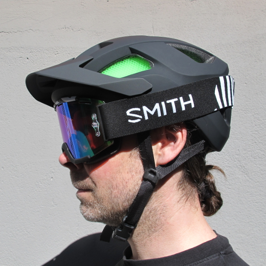 Smith Session Matte Black Mips