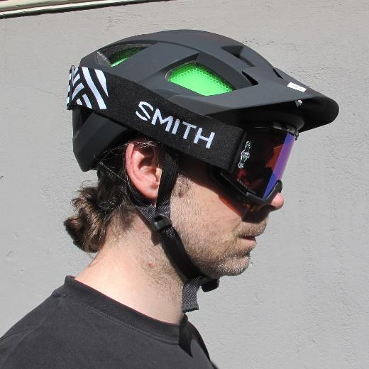 Smith Session Matte Black Mips