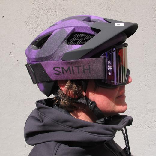 Smith Session Violet Burst Mips