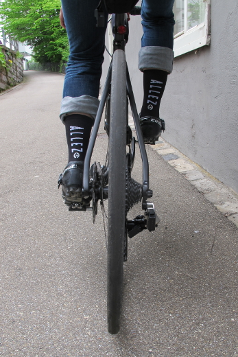 Pacific and Co – Crew Socks – ALLEZ