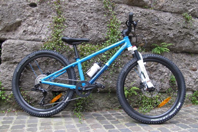 MTB Cycletech Speedster Pro Disc 24 Ocean glanz
