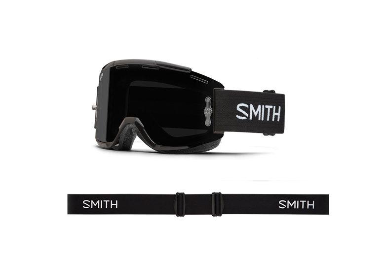 Smith Squad MTB Black – Sun Black