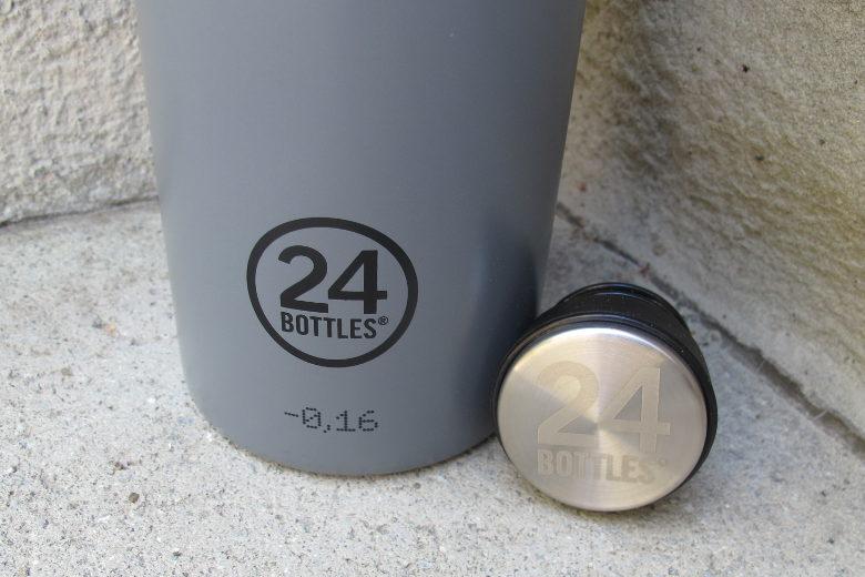 24 Bottles – Urban Grey 1000ml