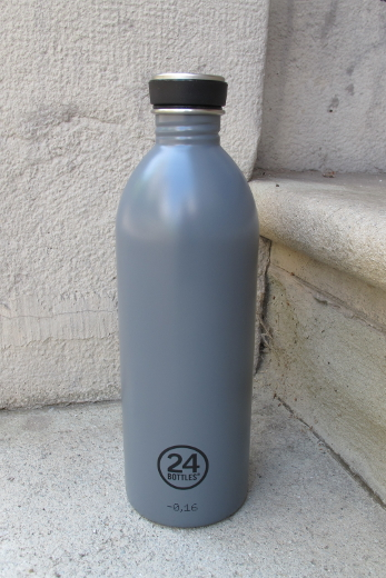 24 Bottles – Urban Grey 1000ml