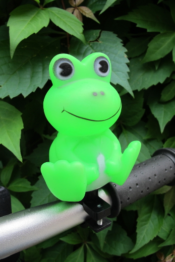Kinderhupe Frosch