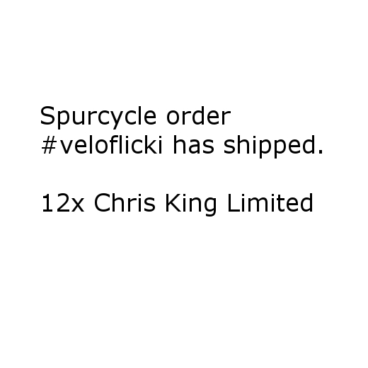 Chris King X Spurcycle Bell