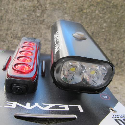 LEZYNE Lite Drive 700XL / Strip Pro