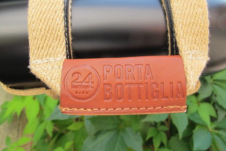 Porta Bottiglia – 24Bottles – Flaschenhalter Sabbia
