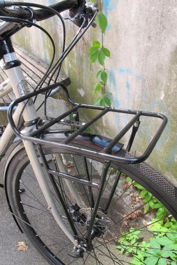 Pelago Commuter Frontrack black