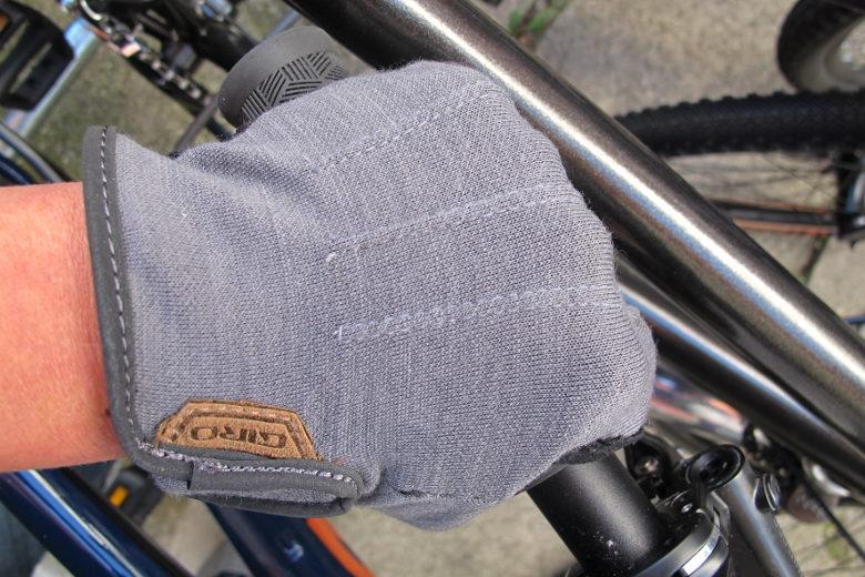 Giro D'Wool Glove titanium