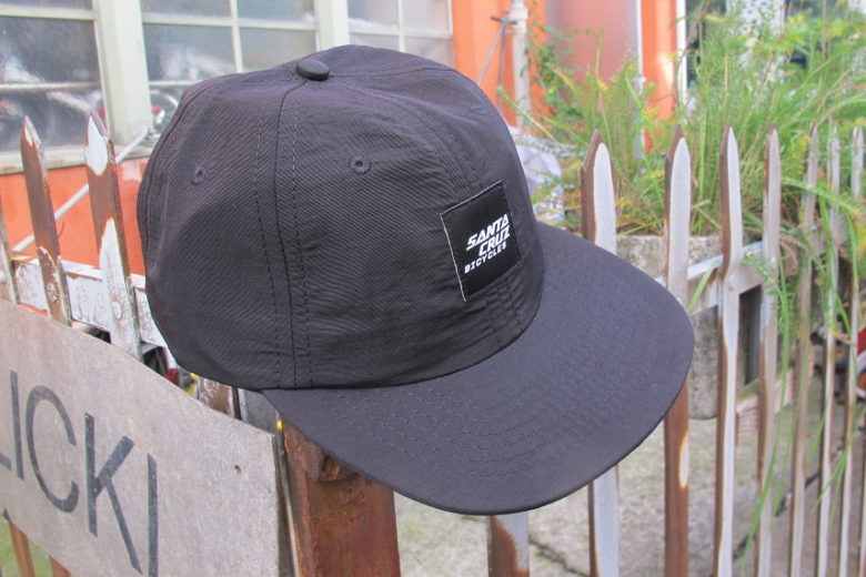 Santa Cruz Yuba Hat black