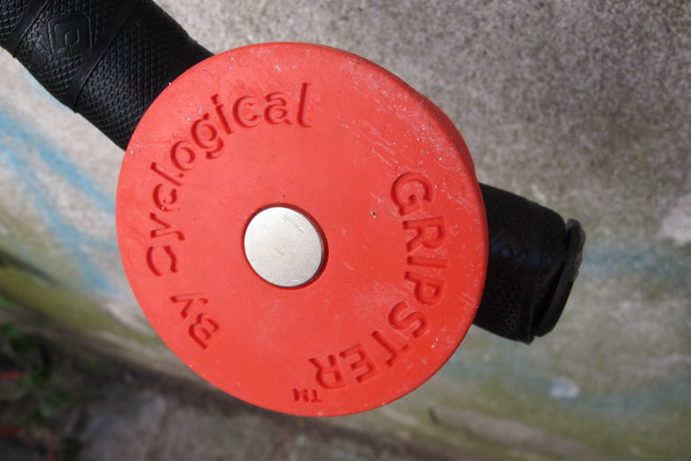 Cyclogical Gripster Velohalter rot