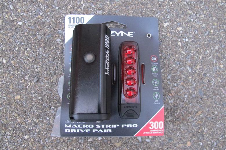 LEZYNE Macro Drive Strip Pro Drive Pair