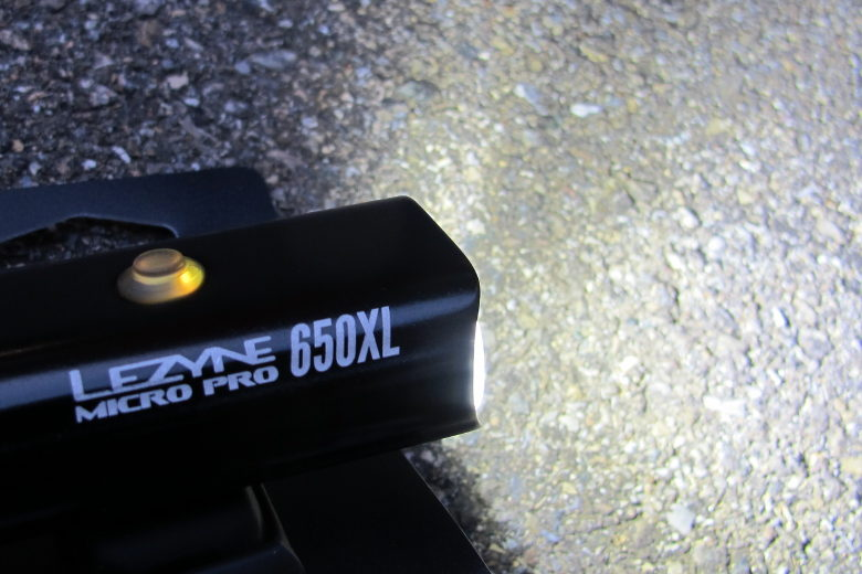 LEZYNE Micro Drive Pro 650XL