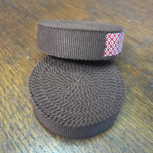 Samurai Bar Tape Mono Brown
