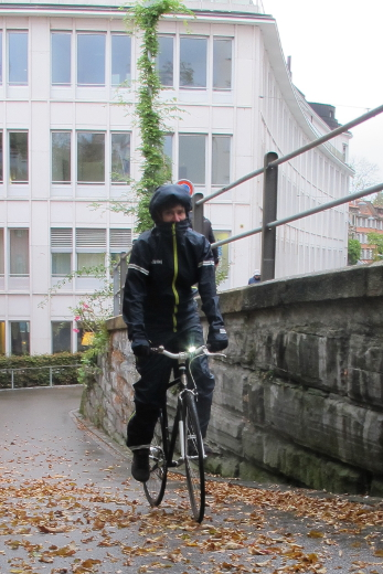 Dirtlej – Commutesuit Road Edition