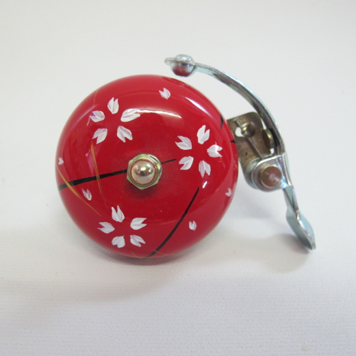 Crane Handpainted Suzu Bell Haru