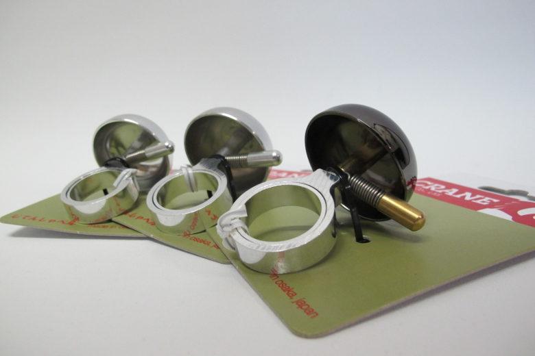 Crane Bell Co. Mini Karen Bell with Headset Spacer