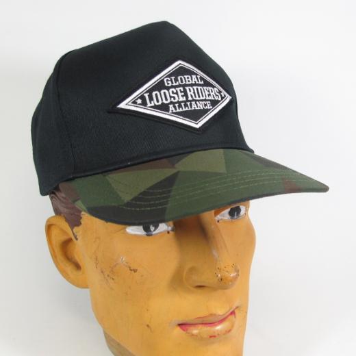 Loose Riders Snapback Cap