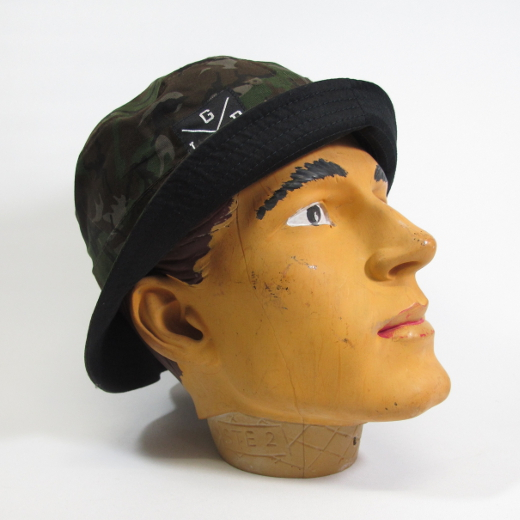Loose Riders Hat Camo Forest