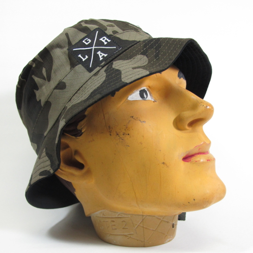 Loose Riders Hat Camo2