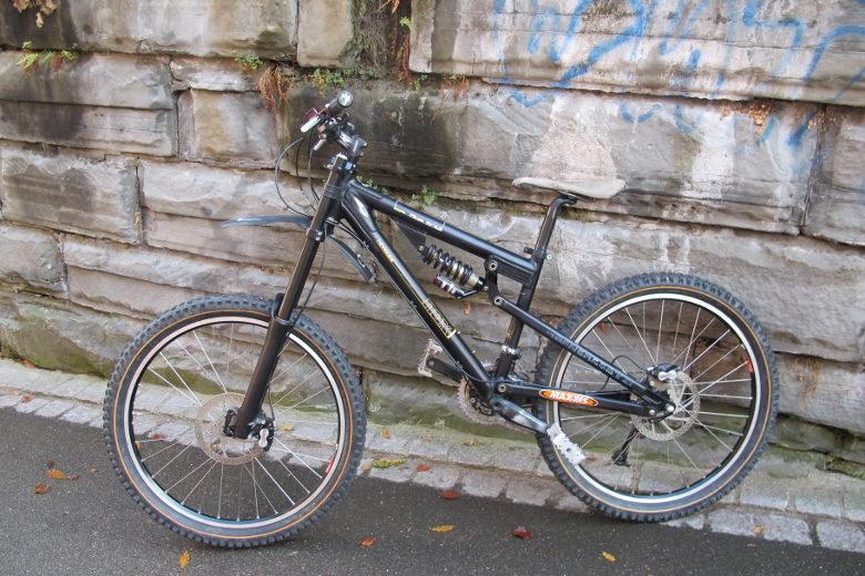 NOX Cycles Flux FR 6.5