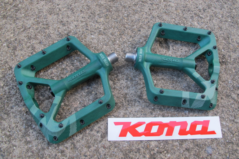 KONA Wah Wah 2 Composite Plastic Forest Green