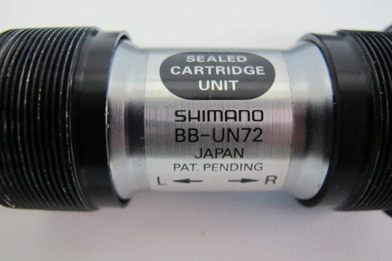 Shimano BB-UN72 bottom bracket