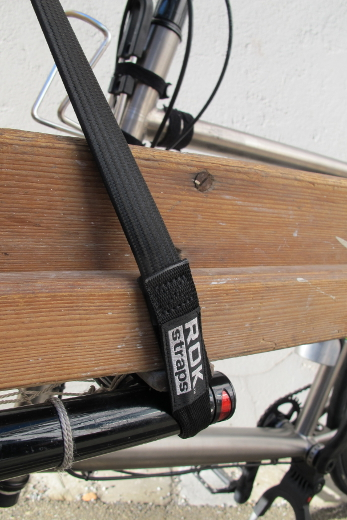 ROK Motorcycle Strap black
