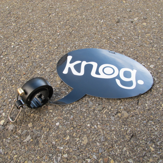 Knog Bicycle Bell Oi Luxe