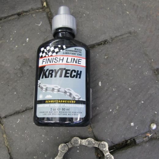 Finish Line KryTech