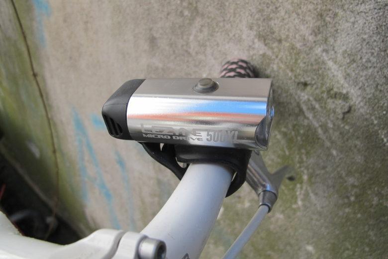 LEZYNE Micro Drive 500XL polish