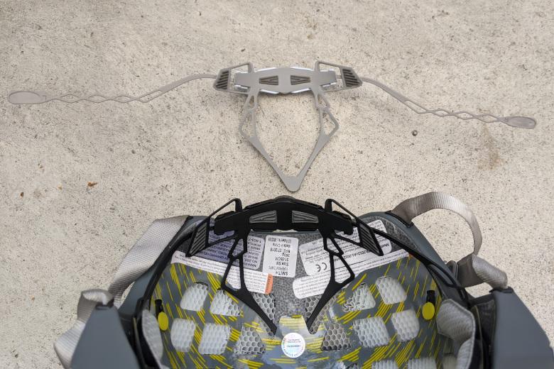 Smith VaporFit MTB Fit System white