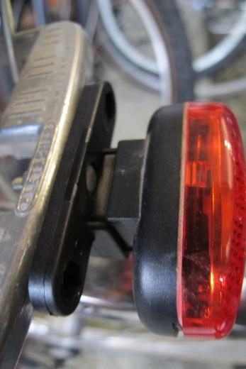 Smart Rücklichthalter BH650
