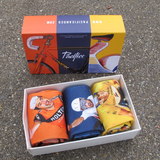 LTD Cycling Legends Gift Box