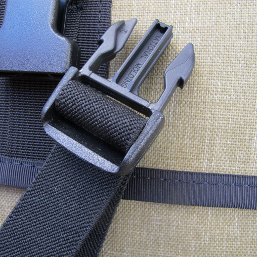Mission Workshop Replacement Bag Clip 1 Inch