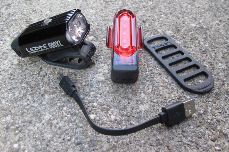 LEZYNE 600 Micro & 150 Strip Drive Pair