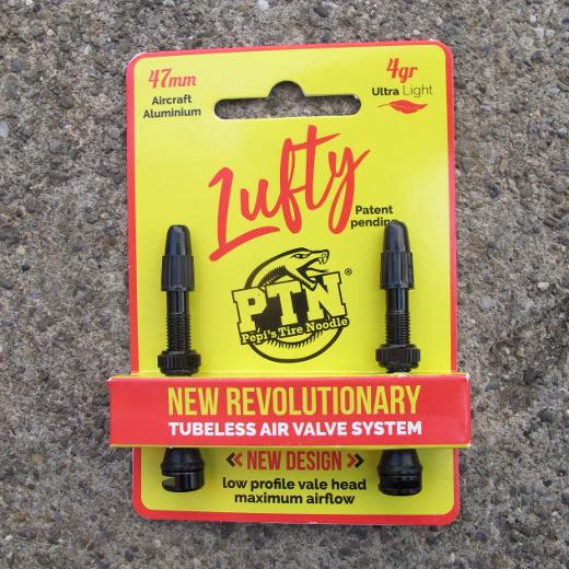 PTN – LUFTY Tubeless Air Valve System