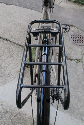 Pelago Utility Rear Rack black