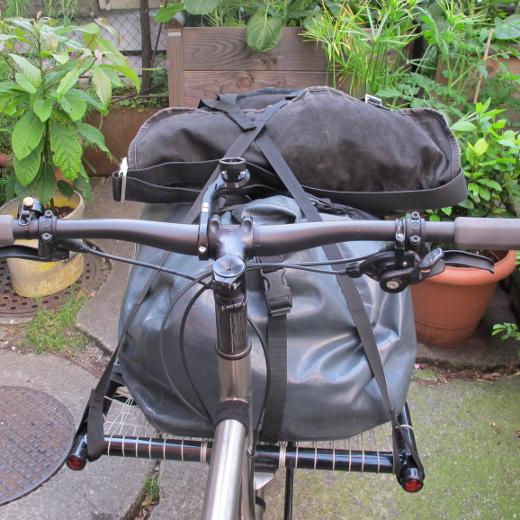 ROK Motorcycle Strap black/reflective