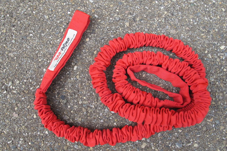 TowWhee Bungee Tow Strap